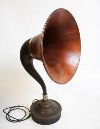 Music Master Speaker ◇木製 ホーン/スピーカー◇